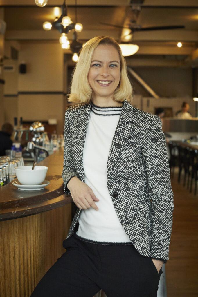Veronica Weisser, UBS, Fotos von Lea Meienberger